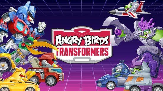 Angry Birds Transformers Apk Mod Dinheiro Infinito