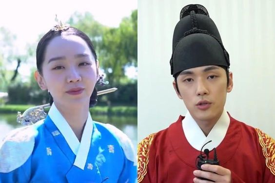 Watch: Shin Hye Sun And Kim Jung Hyun Get In Sync At First Filming Of Upcoming Historical Fusion Drama