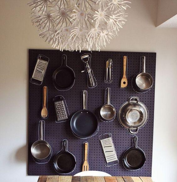 Do-it-yourself Speicher in der Küche  für bessere Organisation  - http://wohnideenn.de/mobeldesign/07/do-it-yourself-speicher-kuche.html