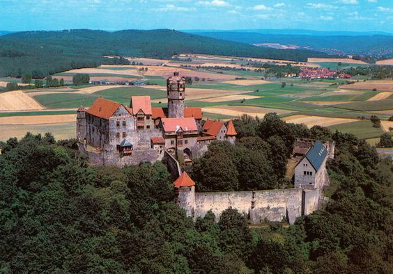 Simple Ronneburg Castle in Germany I basically grew up in this castle when I lived in Germany Back in the us they had this lovely delicious restauran u