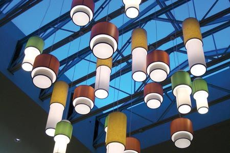 Lumetta Lighting- Retail, Hospitality lighting, ceiling, wall, portable