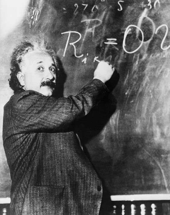 Albert Einstein: 1905 is considered Albert Einstein's 'Miracle Year' because it is the year he published some of his most important scientific papers, which included the theory of relativity E=mc2. (Photo: Bettmann/CORBIS)