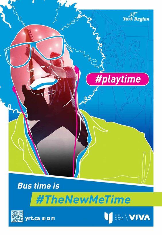 York Region Transit: Playtime