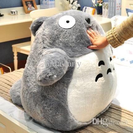 Online Cheap Wholesale 60cm Cute Design Big My Neighbor Totoro Stuffed Doll Animal Plush Toys By Bida Jany | Dhgate.Com