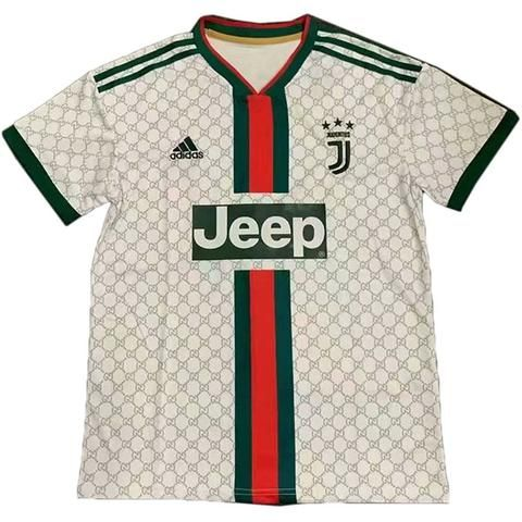 Juventus X Gucci 2019 Special Jersey Personalized Name And Number Zorrojersey Jeep Camiseta Esportes