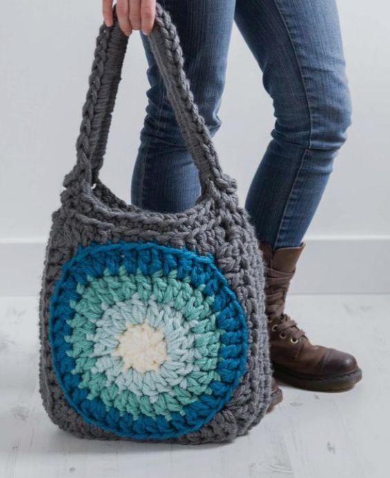 sac crochet express