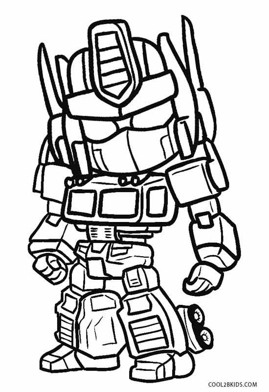 Robot Coloring Pages Free Kids Coloring Pages Free Coloring