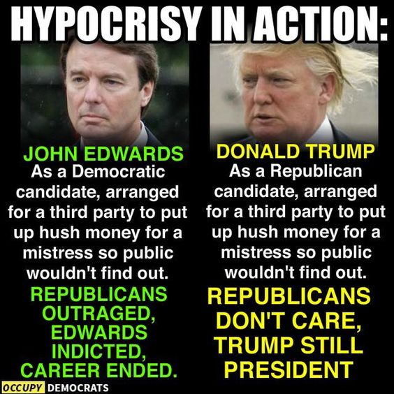 Republicans are covering up for treason..