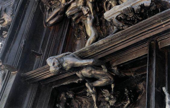 Las puertas del infierno. Rodin