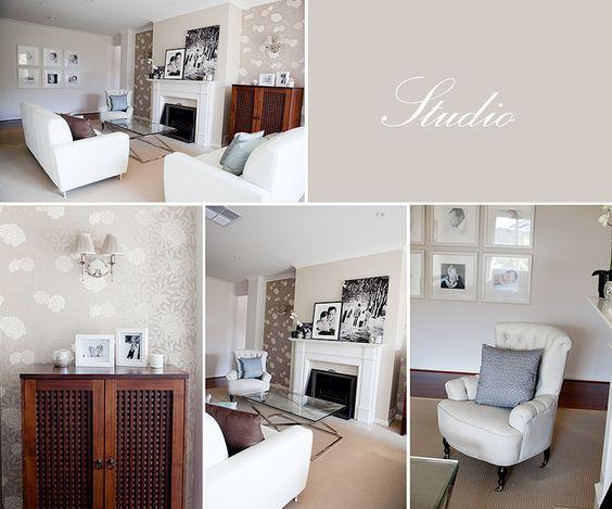 A beautiful home studio