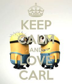 keep calm and kiss carl - Google Search