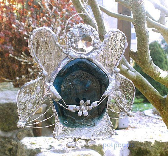NovemberBlues  Schutzengel  von Potpourri auf DaWanda.com