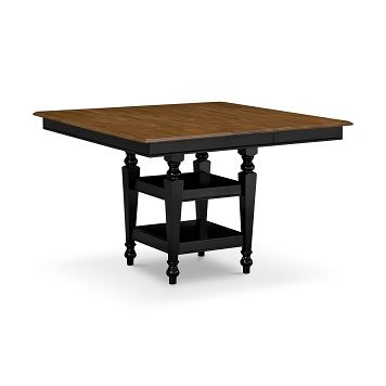 Chesapeake Dining Room Counter Height Table Value City Furniture Two Tone