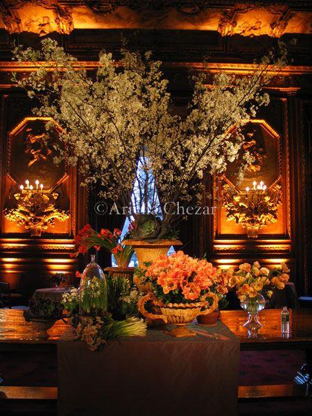 gorgeous decorative surface display Shades of Orange : Ariella Chezar