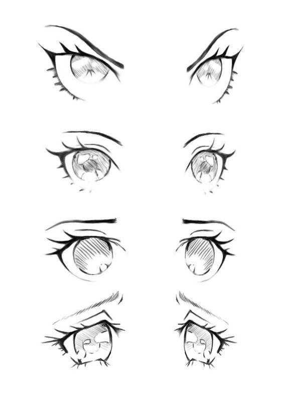 Como Desenhar Personagens De Anime E Manga Funciona Mesmo Que Voce