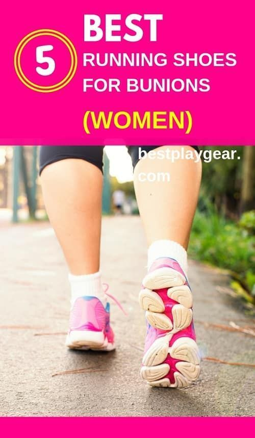 Best Women's Running Shoes For Bunions