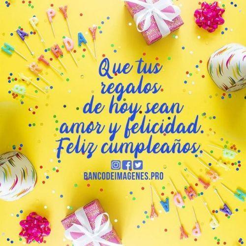 Pin De Jose Fuenmayor En Happy Birthday Imagenes De