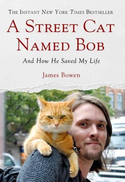 The Instant New York Times Bestseller! James is a street musician struggling to make ends meet. Bob is a stray cat looking for somewhere warm to sleep. When James and Bob meet, they forge a never-to-b