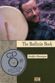 The Bodhran Book , 978-1900428729, Steafan Hannigan, Music Sales America