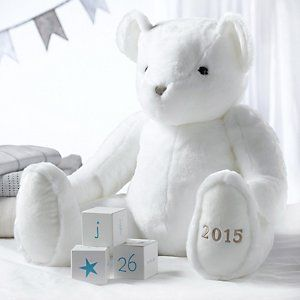 Huge Howard White Bear | The White Company