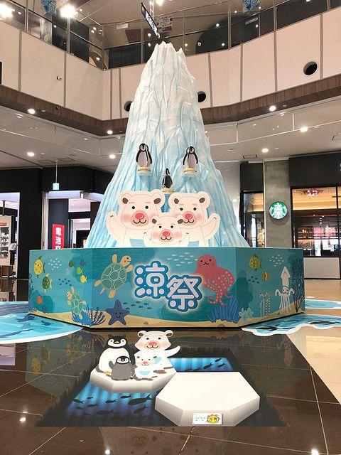 イオンモール新小松公式ホームページ 涼祭 フォトスポット登場 イベントカレンダー イオンモール 縁日