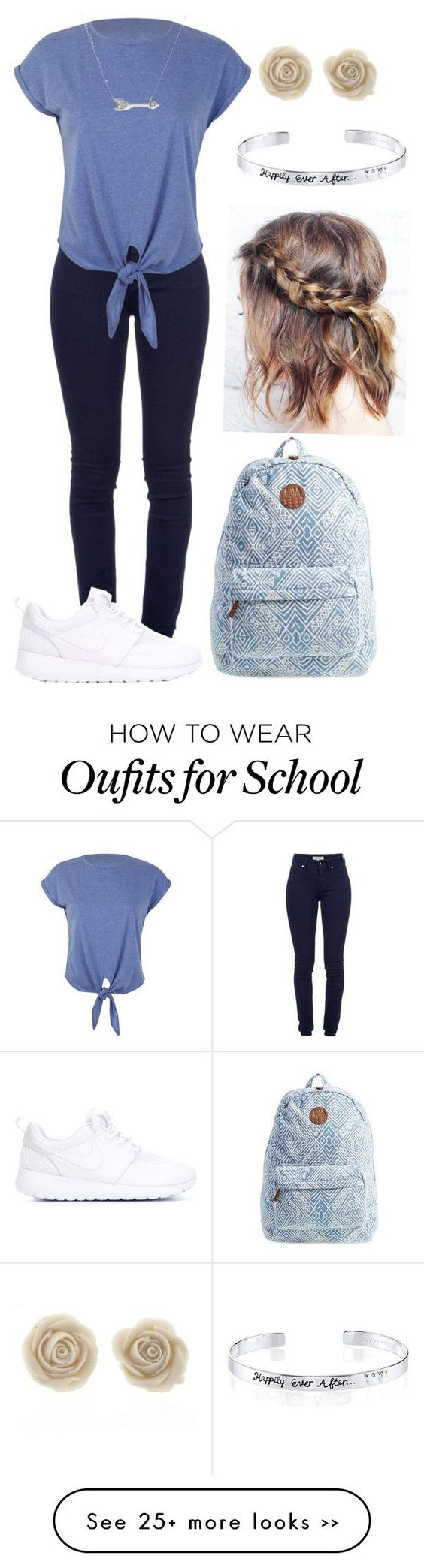 """""""Back to School"""" by beth-johnson on Polyvore"""