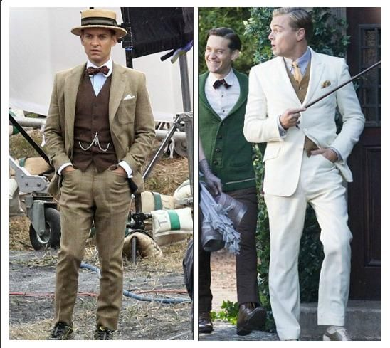 Tweedland The Gentlemens Club Brooks Brothers Launches Great Gatsby Themed Menswear Collection