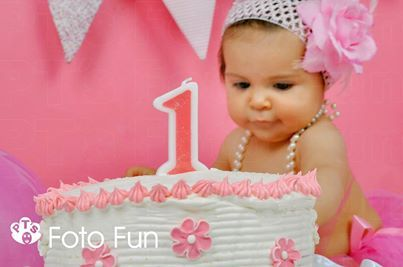 Caty- smash the cake