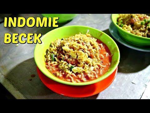 Indomie Becek Kuliner Medan Youtube Indomie Indomie Recipe Pedas