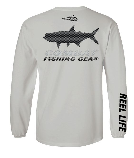 Combat gear fishing apparel and fishing on pinterest for Saltwater fishing apparel