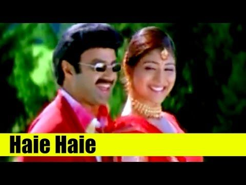 Telugu Songs Haie Haie Chennakesava Reddy 2002 Balakrishna Nandamuri Shriya Saran Youtube Songs Romantic Songs Mp3 Song Download