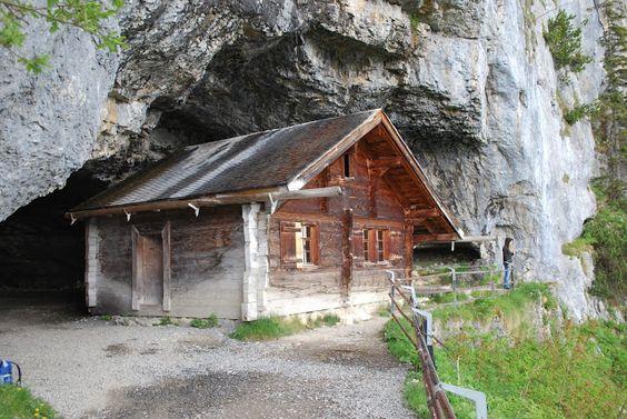 mamas kram: Wanderung Wildkirchli - Seealpsee