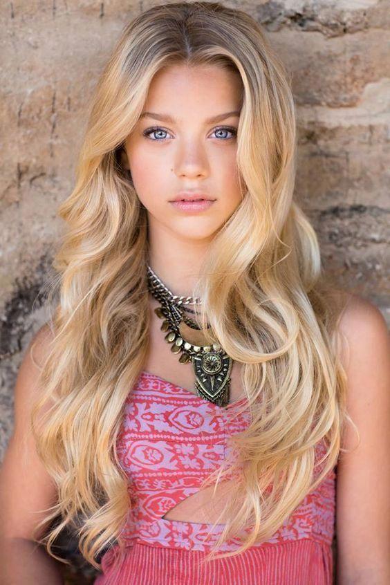Most Beautiful Blonde Blowjob
