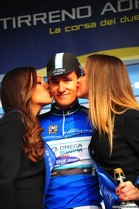 2014 tirreno-adriatico photos stage-03 - Michal KWIATKOWSKI keeps the race lead in the hands of OMEGA PHARMA - QUICK-STEP. He leads by 10s over teammate Rigoberto URAN. More to come...