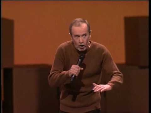 "George Carlin Talks About ""Stuff"""