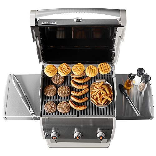 Weber Spirit E 310 Review What Users Saying About Its Features Weber Grill Gas Grill Cooking Area