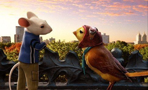 Stuart Little and Margelow