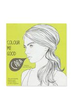Cara Delevigne Colouring Book at Urban Outfitters