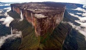Montaña Roraima (Venezuela)