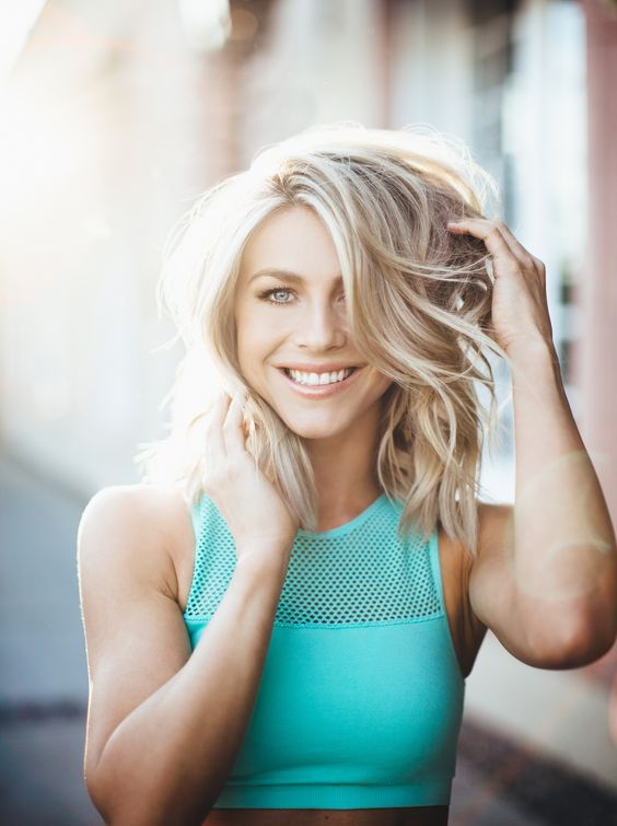 Julianne Hough Collection from MPG Sport: Featuring the Revo Sports Bra