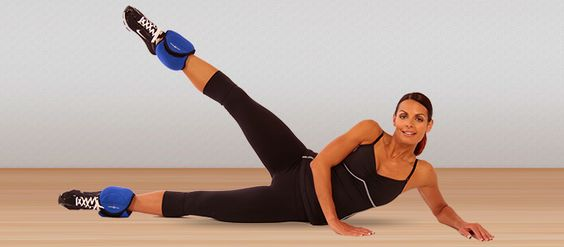Who would've thought you can tone those abs with ankle weights? Read up on 5 outstanding exercising that use ankle weights to help you sculpt that mid