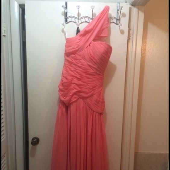 Wedding /prom dress Long coral bridesmaid dress .brand new Dresses Wedding