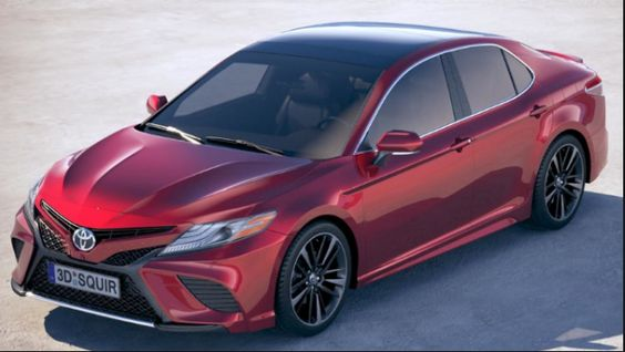 2020 Toyota Camry Release Date Specs Concept Minor Changes For
