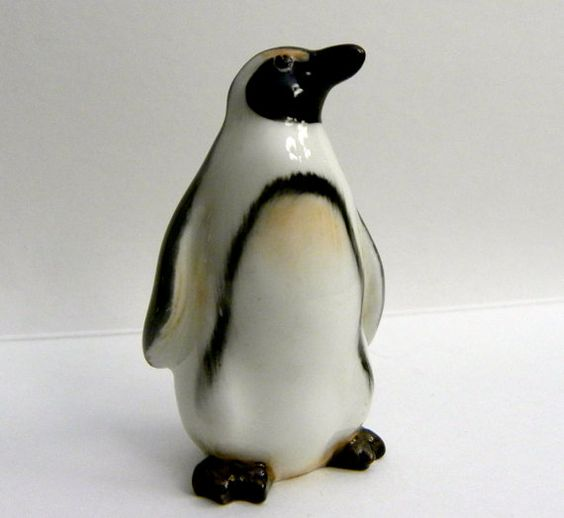 Royal Doulton K Series Penguin by AuntMartha on Etsy, $125.00