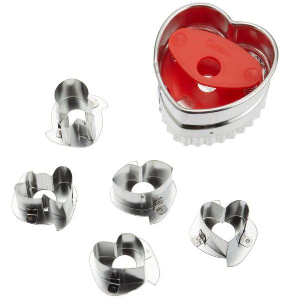 Wilton Heart Linzer Cutter  http://www.amazon.com/gp/product/B0045Y12EA/ref=as_li_ss_tl?ie=UTF8=1789=390957=B0045Y12EA=as2=wonderfulrota11-20