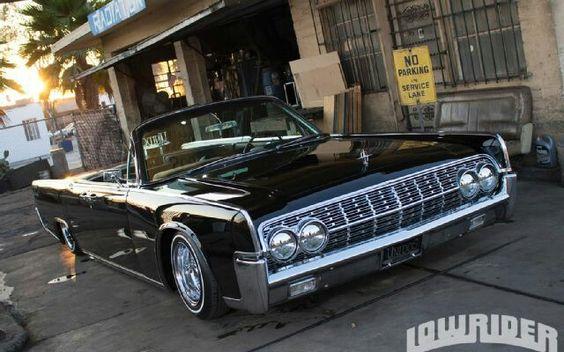 63' Lincoln Drop Top
