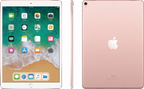 Best Buy Apple 10 5 Inch Ipad Pro With Wi Fi 64gb Rose Gold Mqdy2ll A Ipad Pro Rose Gold Ipad Pro Ipad