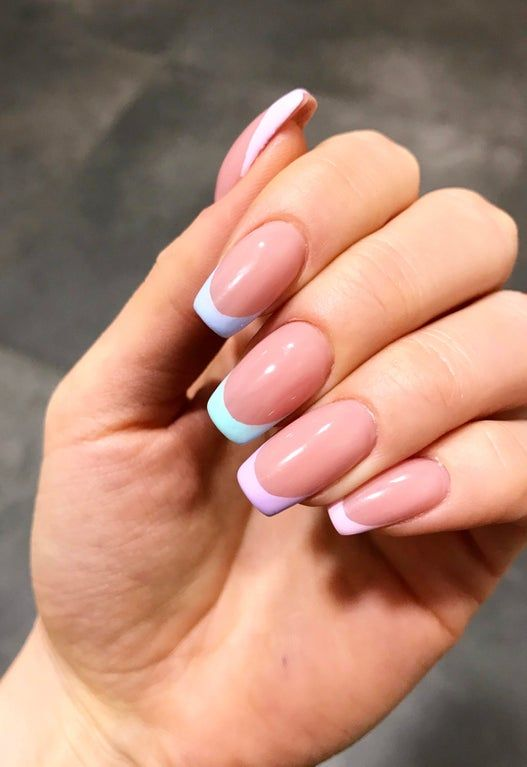 what is gel manicure with tips