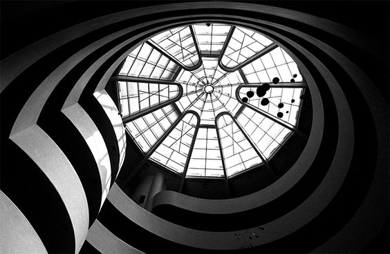 """Guggenheim with Calder"" http://joecphotography.com/"