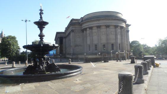 Liverpool city July 9 2013
